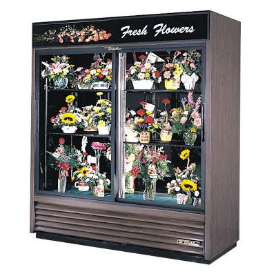 Used Floral Coolers at Mission Restaurant Supply