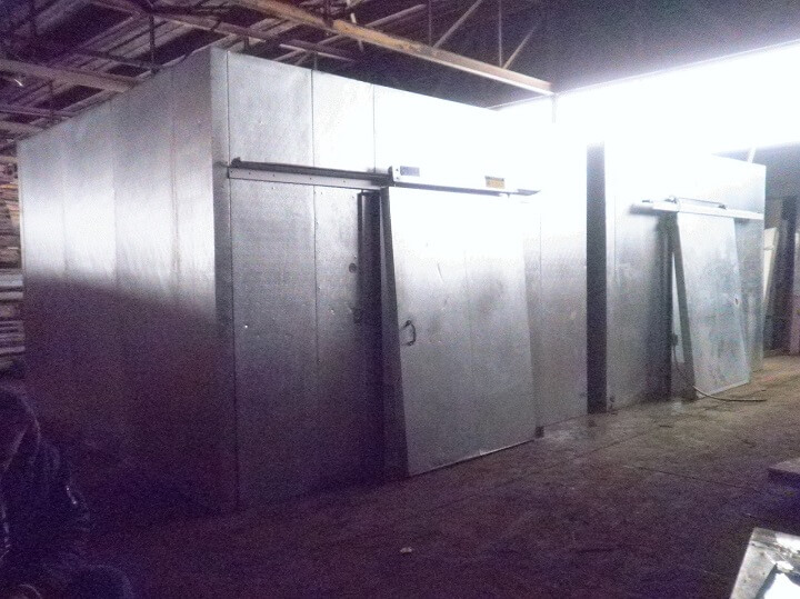 Used Glass Door Walk In Coolers And Beer Caves