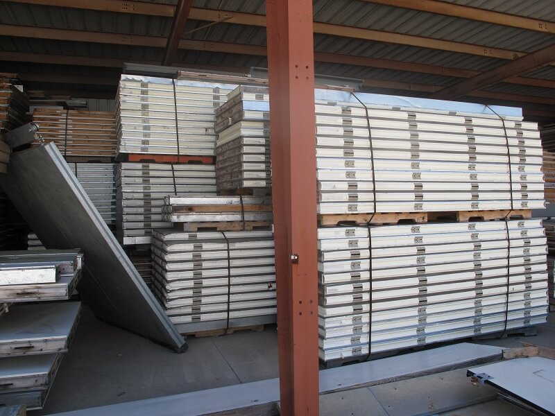used insulated panels